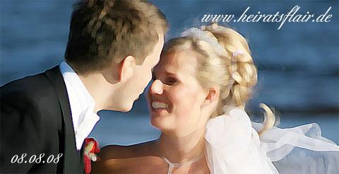08.08.2008 - Ein magisches Hochzeitsdatum